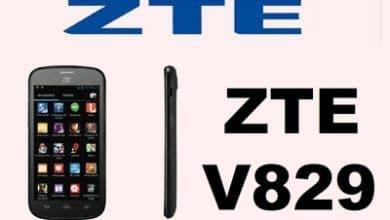 فایل فلش ZTE v829 | دانلود رام ZTE v829