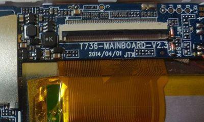 دانلود فایل فلش t736-mainboard-v2.3 | رام فارسی t736-mainboard-v2.3 مشکل تصویر