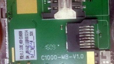 فایل فلش فارسی تبلت چینی C1000-MB-V1.0 اندروید 4.4.2 | دانلود رام c1000-mb-v1.0