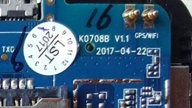 رام تبلت K0708B V1.1 پردازنده MT6582 اندروید 4.4.2 | دانلود فایل فلش K0708B V1.1