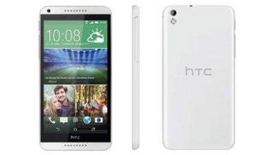 رام فارسی HTC Desire 816h و مدل های 816G Plus و 816G پردازنده MT6592