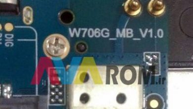 Photo of رام فارسی تبلت W706G-MB-V1.0 پردازنده MT6572