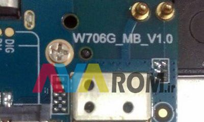 رام فارسی تبلت W706G-MB-V1.0 پردازنده MT6572 اندروید 4.4.2 | آوا رام