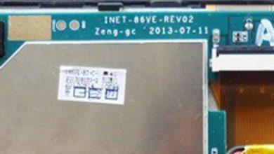 Photo of فایل فلش فارسی INET-86VE-REV02 پردازنده A13