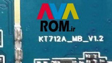تصویر از رام فارسی KT712A-MB-V1.2 اندروید 4.2.2 پردازنده MT6582