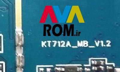 رام فارسی KT712A-MB-V1.2 اندروید 4.2.2 پردازنده MT6582