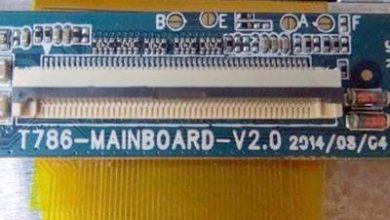 Photo of رام فارسی T786-MAINBOARD-V2.0 پردازنده A23 حل مشکل تصویر