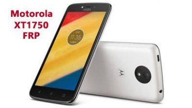 آموزش حذف FRP Motorola XT1750 Moto C اندروید 7.0 پردازنده MT6580