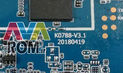 رام فارسی تبلت K0788-v3.1 اندروید 4.4.2 پردازنده MT6572 | آوارام
