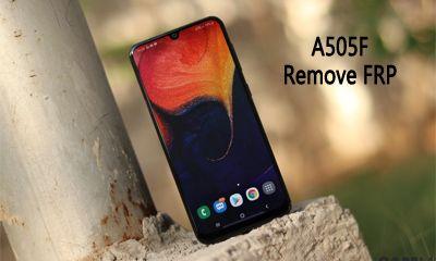 حذف FRP سامسونگ A505F گلکسی A50 اندروید 9 آموزش تضمینی | فایل حذف قفل گوگل اکانت Samsung Galaxy A50 SM-A505F با آموزش ساده