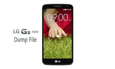 فایل دامپ Dump LG D618 G2 Mini برای ترمیم بوت و پروگرام هارد | آوا رام