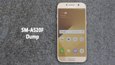 فایل دامپ Dump سامسونگ A520F برای ترمیم بوت و پروگرام هارد | آوا رام