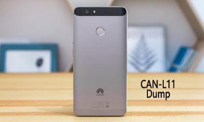 فایل دامپ هواوی CAN-L11 Nova فول Dump گوشی Huawei Nova CAN-L11