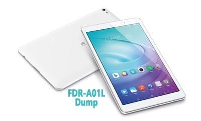 فایل دامپ Dump هواوی FDR-A01L فرمت XML و فول دامپ برای پروگرام هارد | دانلود فول دامپ Huawei MediaPad T2 10.0 Pro FDR-A01L تست شده و بدون مشکل