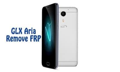 فایل حذف FRP GLX Aria گوگل اکانت گوشی جی ال ایکس آریا اندروید 7.0 | آوا رام