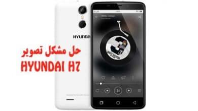 تصویر از رام فارسی HYUNDAI H7 اندروید 6 حل مشکل تصویر سیاه پردازنده MT6735 | آوا رام