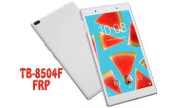 فایل و آموزش حذف FRP Lenovo TB-8504F تبلت Tab 4 8 Wifi اندروید 7.1.1