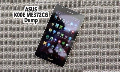 فایل دامپ Dump Asus K00E ME372CG برای ترمیم بوت و پروگرام هارد | آوا رام