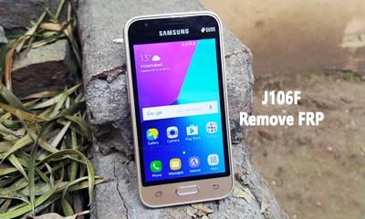 فایل حذف FRP سامسونگ J106F اندروید 6.0.1 همه بیلدنامبر ها تضمینی | فایل حذف قفل گوگل اکانت Samsung Galaxy J1 Mini Prime SM-J106F با ادین