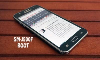 دانلود فایل روت ROOT J500F اندروید 6.0.1 تست شده و 100% تصمینی | آوا رام