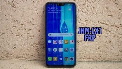 حذف FRP هواوی JKM-LX1 Y9 2019 اندروید 9.0.0 بدون باکس و دانگل تضمینی | فایل و آموزش حذف قفل گوگل اکانت Huawei Y9 2019 JKM-LX1