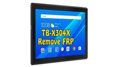 فایل و آموزش حذف FRP Lenovo TB-X304X تبلت Tab 4 10 اندروید 7.0 | پاک کردن قفل گوگل اکانت تبلت لنوو Tab 4 10 TB-X304X تست شده