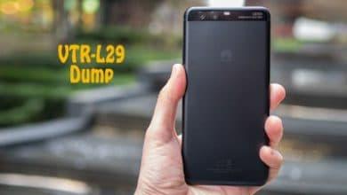 فایل دامپ هواوی VTR-L29 P10 برای هارد UFS برای پروگرام هارد و ترمیم بوت | دانلود فول Dump Huawei VTR-L29 P10 تست شده و تضمینی | آوارام