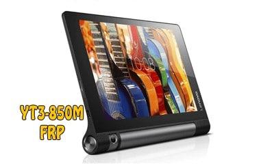 فایل و آموزش حذف FRP Lenovo YT3-850M تبلت Yoga Tab 3 8.0 اندروید 6.0 | پاک کردن قفل گوگل اکانت تبلت لنوو Yoga Tab 3 8.0 YT3-850M تست شده