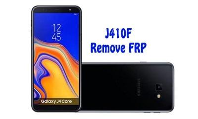 حذف FRP سامسونگ J410F اندروید 8.1.0 با فایل و آموزش کاملا تضمینی | فایل حذف قفل گوگل اکانت Samsung Galaxy J4 Core SM-J410F | گوگل اکانت FRP SM-J410F