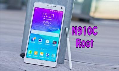فایل روت ROOT N910C اندروید 6.0.1 تست شده و 100% تصمینی   دانلود آموزش و نحوه روت گوشی سامسونگ Galaxy Note 4 SM-N910C تست شده   آوارام