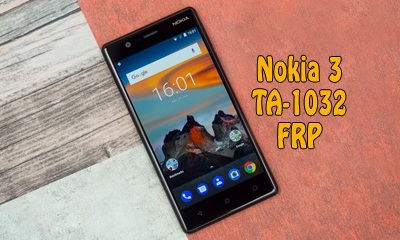 حذف FRP نوکیا 3 TA-1032 اندروید 7 و 8 و 9 بدون باکس و دانگل تضمینی | فایل و آموزش حذف قفل گوگل اکانت Nokia 3 TA-1032 تست شده و کاملا تضمینی