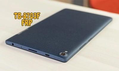 فایل و آموزش حذف FRP Lenovo TB-8703F تبلت Tab 3 8 Plus اندروید 6.0.1