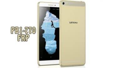 تصویر از فایل و آموزش حذف FRP Lenovo PB1-770 گوشی Phab Plus | آوا رام