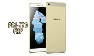 فایل و آموزش حذف FRP Lenovo PB1-770 گوشی MPhab Plus | پاک کردن قفل گوگل اکانت گوشی لنوو Phab Plus PB1-770 با آموزش ساده | آوارام