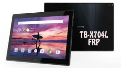 Photo of فایل و آموزش حذف FRP Lenovo TB-X704L تبلت Tab 4 10 Plus