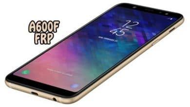 حذف FRP سامسونگ A600F اندروید 8 و 9 به همراه فایل و آموزش تضمینی | فایل حذف قفل گوگل اکانت Samsung Galaxy A6 2018 SM-A600F با آموزش ساده