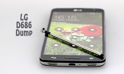 فول دامپ LG D686 ال جی G Pro Lite برای پروگرم هارد و ترمیم بوت   دانلود فایل Emmc Full Dump گوشی ال جی D686 تست شده   آوا رام