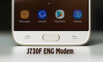 فایل ENG Modem سامسونگ J730F برای رفع مشکل دانگرید مودم هنگام ترمیم سریال   دانلود فایل Eng Modem Samsung J7 Pro SM-J730F رفع ارور Downgrade modem