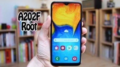 فایل روت سامسونگ A202F گلکسی A20E اندروید 9 تست شده | دانلود فایل و آموزش ROOT Samsung Galaxy A20E SM-A202F تضمینی | آوا رام