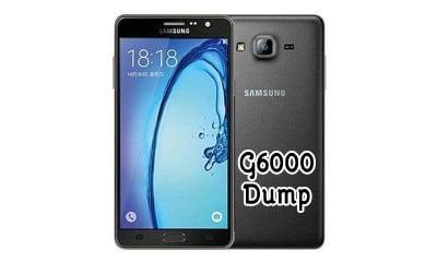 فول دامپ سامسونگ G6000 برای ترمیم بوت و پروگرام هارد | دانلود فایل Full Dump Galaxy On7 SM-G6000 به همراه پین اوت تست شده | آوارام