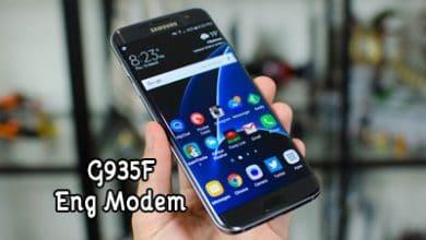 فایل ENG Modem سامسونگ G935F رفع مشکل دانگرید مودم هنگام ترمیم سریال | دانلود فایل Eng Modem Samsung S7 Edge SM-G935F رفع ارور Downgrade modem