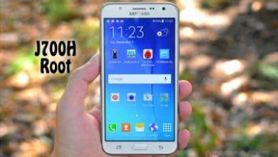 فایل روت سامسونگ J700H گلکسی J7 جی 7 اندروید 6 | دانلود فایل و آموزش ROOT Samsung Galaxy J7 SM-J700H تشت شده و تضمینی | آوا رام