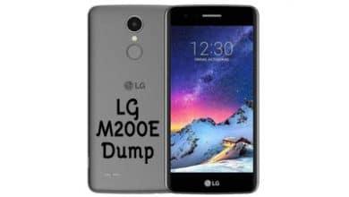 فایل دامپ LG M200E ال جی K8 2017 برای پروگرم هارد و ترمیم بوت | دانلود فول Emmc Full Dump گوشی ال جی M200E تست شده و تضمینی | آوا رام