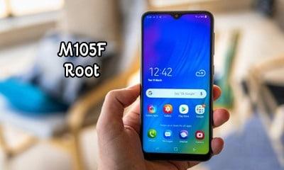 فایل روت سامسونگ M105F اندروید 8 و 9 تست شده و تضمینی | دانلود فایل و آموزش ROOT Samsung Galaxy M10 SM-M105F تضمینی | آوا رام