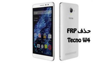 تصویر از حذف FRP Tecno W4 فایل حذف قفل گوگل اکانت گوشی تکنو W4 | آوارام