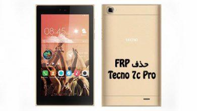 تصویر از حذف FRP Tecno 7c Pro قفل گوگل اکانت کاملا تضمینی | آوا رام
