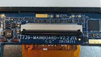 رام فارسی T739-MAINBOARD-V2.2 JTX پردازنده A23 | دانلود فایل فلش فارسی تبلت مشخصه برد T739-MAINBOARD-V2.2 JTX 20150311 | آوا رام