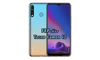 حذف FRP Tecno Camon 12 گوگل اکانت تکنو CC7 تضمینی | دانلود فایل و آموزش حذف قفل گوگل اکانت Tecno Camon 12 تست شده و تضمینی | آوارام
