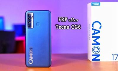 حذف FRP Tecno CG6 گوگل اکانت تکنو Camon 17 تضمینی   دانلود فایل و آموزش حذف قفل گوگل اکانت Tecno Camon 17 CG6 تست شده تضمینی   آوارام