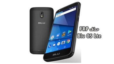 حذف FRP BLU C5 LTE اندروید 7 پردازنده MT6737M تضمینی | دانلود فایل و آموزش حذف قفل گوگل اکانت گوشی بلو سی5 C0010UU تست شده